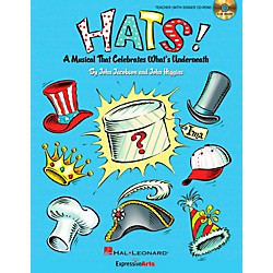 Hal Leonard Hats! A Musical That Celebrates What's Underneath (Classroom Kit) (9971725)