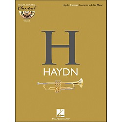 Hal Leonard Haydn: Trumpet Concerto In E-Flat Major Classical Play-Along Book/CD Vol. 5 (842345)