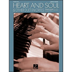 Hal Leonard Heart And Soul And Other Duet Favorites For Piano Duet 1 Piano, 4 Hands (290541)