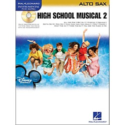 Hal Leonard High School Musical 2 For Alto Sax Book/CD (842248)