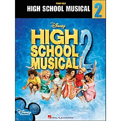 Hal Leonard High School Musical 2 For Piano Solo arranged for piano solo (313407)
