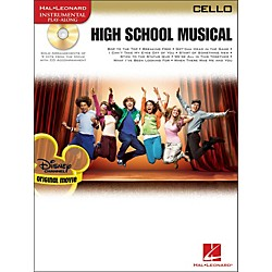Hal Leonard High School Musical For Cello Book/CD (842130)
