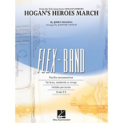 Hal Leonard Hogan's Heroes March - Flex-Band Series (4003151)