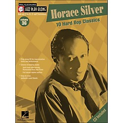 Hal Leonard Horace Silver Volume 36 Book/CD Jazz Play Along (843032)
