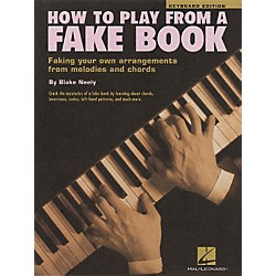 Hal Leonard How To Play From a Fake Book for Keyboard (220019)