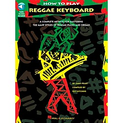 Hal Leonard How to Play Reggae Keyboard Book/CD (220009)