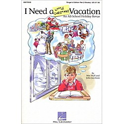 Hal Leonard I Need A Little Christmas Vacation (9970558)