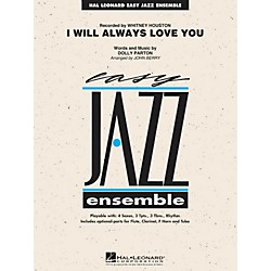 Hal Leonard I Will Always Love You - Easy Jazz Ensemble Series Level 2 (7011943)