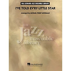 Hal Leonard I've Told Ev'ry Little Star - The Jazz Essemble Library Series Level 4 (7011987)