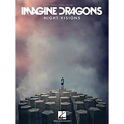 Hal Leonard Imagine Dragons - Night Visions for Piano/Vocal/Guitar PVG (113442)