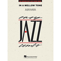Hal Leonard In A Mellow Tone - Easy Jazz Combo Series Level 2 (7450577)
