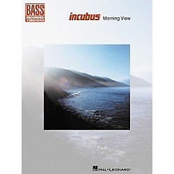 Hal Leonard Incubus Morning View Bass Guitar Tab Songbook (690639)
