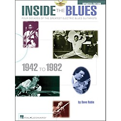 Hal Leonard Inside The Blues 1942-1982 Book/CD Updated Edition (695952)