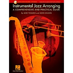 Hal Leonard Instrumental Jazz Arranging: A Comprehensive And Practical Guide Book/2CD Pack (842263)