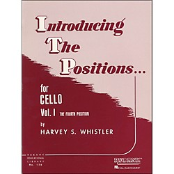 Hal Leonard Introducing The Positions For Cello Vol 1 The Fourth Position (4472850)