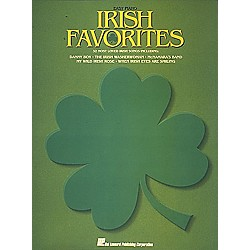 Hal Leonard Irish Favorites For Easy Piano (110011)
