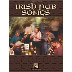 Hal Leonard Irish Pub Songs arranged for piano, vocal, and guitar (P/V/G) (311321)