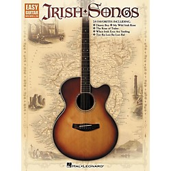 Hal Leonard Irish Songs For Easy Guitar (With Tab) (702273)