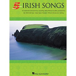 Hal Leonard Irish Songs For Five Finger Piano (312078)
