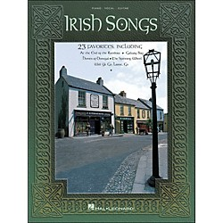 Hal Leonard Irish Songs arranged for piano, vocal, and guitar (P/V/G) (311323)