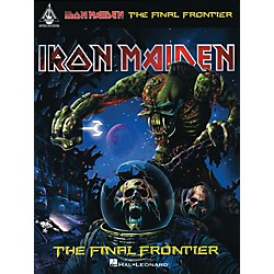 Hal Leonard Iron Maiden - The Final Frontier Guitar Tab songbook (691058)