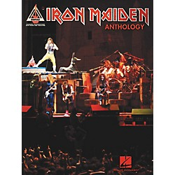 Hal Leonard Iron Maiden Anthology (Tab Songbook) (690790)