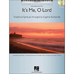 Hal Leonard It's Me, O Lord Book/CD - The Eugenie Rocherolle Series For Intermediate Piano Solo (311368)