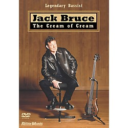 Hal Leonard Jack Bruce - The Cream of Cream Bass DVD (320596)