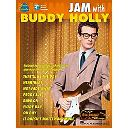 Hal Leonard Jam with Buddy Holly Book with CD (695558)