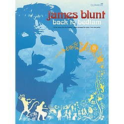 Hal Leonard James Blunt- Back to Bedlam Piano, Vocal, Guitar Songbook (306788)