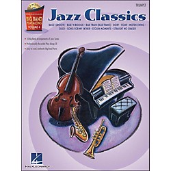 Hal Leonard Jazz Classics - Big Band Play-Along Vol. 4 Trumpet (843096)