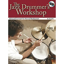 Hal Leonard Jazz Drummers Workshop - Advanced Concepts For Musical Development Book/CD (6620089)