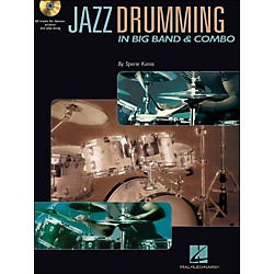 Hal Leonard Jazz Drumming In Big Band & Combo Book/CD (6620088)
