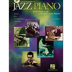 Hal Leonard Jazz Piano Book/CD An In-Depth Look At The Styles Of The Masters (311050)