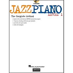 Hal Leonard Jazz Piano Level 1 Book/CD Abrsm (290529)