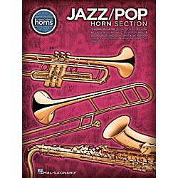 Hal Leonard Jazz/Pop Horn Section - Transcribed Horn Songbook (1503)