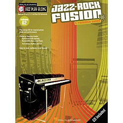 Hal Leonard Jazz-Rock Fusion - Jazz Play Along Volume 62 Book with CD (843063)
