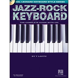 Hal Leonard Jazz-Rock Keyboard Book/CD (290536)