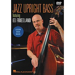 Hal Leonard Jazz Upright Bass DVD Featuring Ed Friedland (320593)