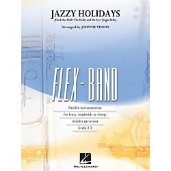 Hal Leonard Jazzy Holidays - Flex-Band Series (4003226)