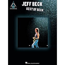 Hal Leonard Jeff Beck - The Best Of Beck (691044)