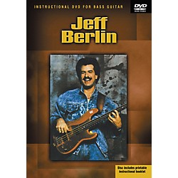 Hal Leonard Jeff Berlin - Instructional DVD for Bass Guitar (321190)