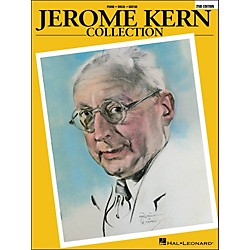 Hal Leonard Jerome Kern Collection - Soft Cover (2nd Edition) arranged for piano, vocal, and guitar (P/V/G) (1128011)