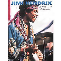 Hal Leonard Jimi Hendrix - A Musician's Collection Piano, Vocal, Guitar Songbook (490562)