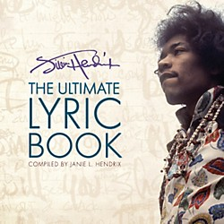 Hal Leonard Jimi Hendrix - The Ultimate Lyric Book (333049)