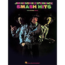 Hal Leonard Jimi Hendrix Smash Hits For Banjo (110602)