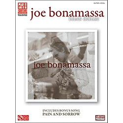 Hal Leonard Joe Bonamassa: Blues Deluxe Guitar Tab (Book) (2501311)