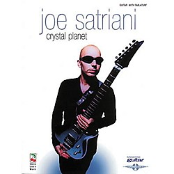 Hal Leonard Joe Satriani Crystal Planet Guitar Tab Songbook (2501299)