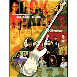 Hal Leonard Joel Whitburn Presents Rock Tracks 1981-2008 (332778)