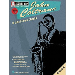 Hal Leonard John Coltrane - Jazz Play Along Volume 13 Book with CD (843006)
